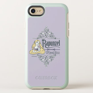 Rapunzel   Nothing Between Me and My Dreams OtterBox Symmetry iPhone 8/7 Case