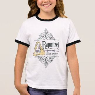 Rapunzel | Nothing Between Me and My Dreams Ringer T-Shirt
