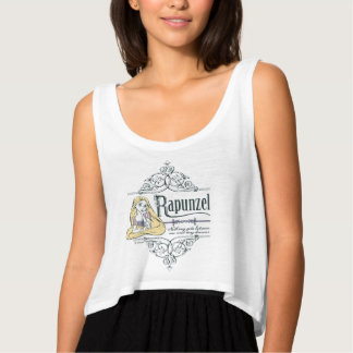 Rapunzel | Nothing Between Me and My Dreams Tank Top