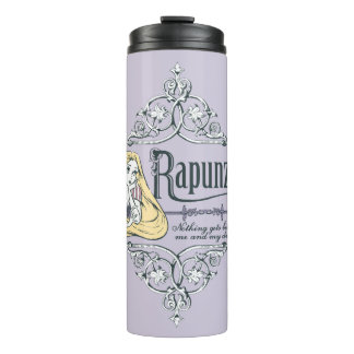 Rapunzel | Nothing Between Me and My Dreams Thermal Tumbler
