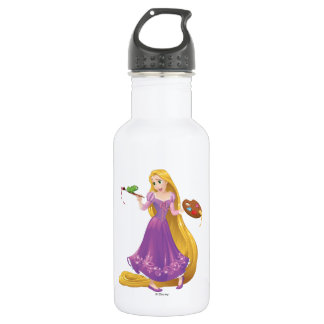 Rapunzel | Painting With Pascal 532 Ml Water Bottle
