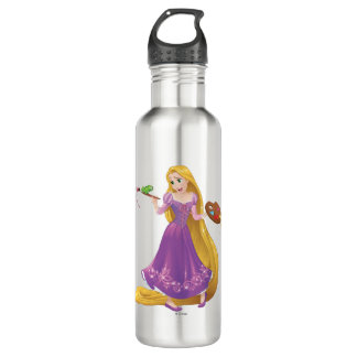 Rapunzel | Painting With Pascal 710 Ml Water Bottle