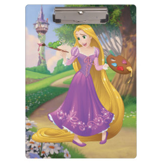 Rapunzel | Painting With Pascal Clipboard