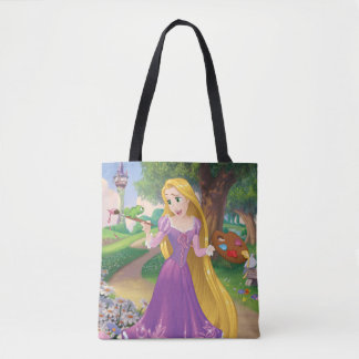 Rapunzel | Painting With Pascal Tote Bag