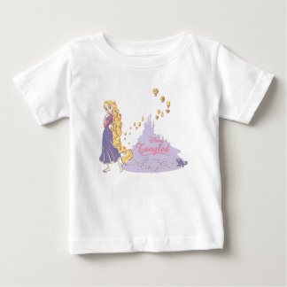 Rapunzel & Pascal in Purple Baby T-Shirt