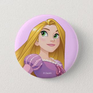 Rapunzel   Princess Power 2 Inch Round Button