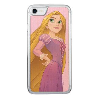 Rapunzel | Princess Power Carved iPhone 8/7 Case