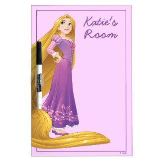 Rapunzel   Princess Power Dry Erase Board