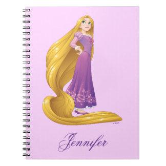 Rapunzel   Princess Power Spiral Notebook