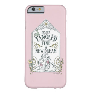 Rapunzel   Tangled - Find a New Dream Barely There iPhone 6 Case