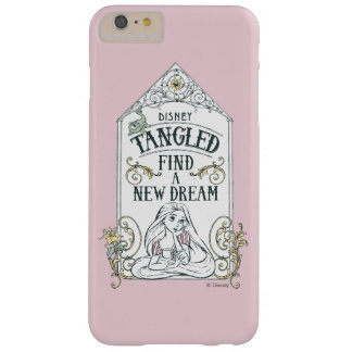Rapunzel   Tangled - Find a New Dream Barely There iPhone 6 Plus Case