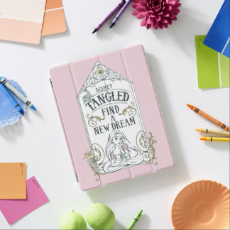 Rapunzel   Tangled - Find a New Dream iPad Cover