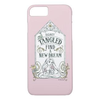 Rapunzel   Tangled - Find a New Dream iPhone 8/7 Case