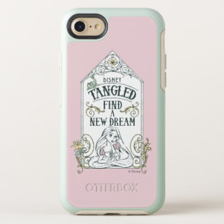 Rapunzel | Tangled - Find a New Dream OtterBox Symmetry iPhone 8/7 Case