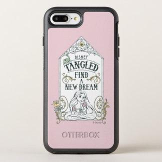 Rapunzel   Tangled - Find a New Dream OtterBox Symmetry iPhone 8 Plus/7 Plus Case
