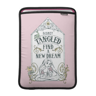 Rapunzel | Tangled - Find a New Dream Sleeve For MacBook Air