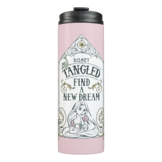 Rapunzel | Tangled - Find a New Dream Thermal Tumbler