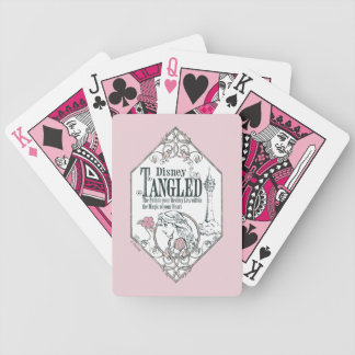 Rapunzel | Tangled - The Path to Your Destiny Bicycle Playing Cards