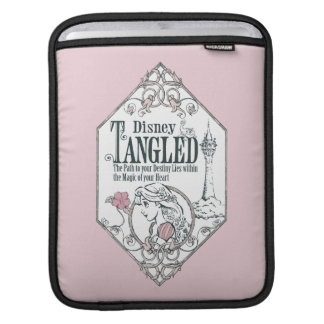 Rapunzel   Tangled - The Path to Your Destiny iPad Sleeve