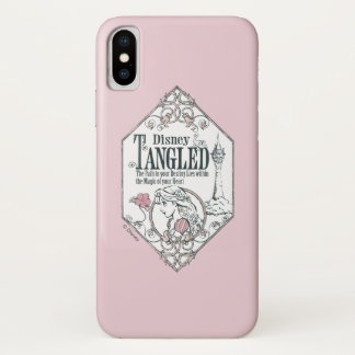 Rapunzel   Tangled - The Path to Your Destiny iPhone X Case