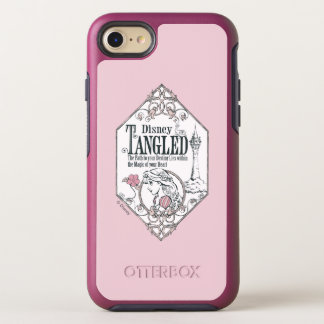 Rapunzel | Tangled - The Path to Your Destiny OtterBox Symmetry iPhone 8/7 Case