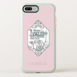 Rapunzel   Tangled - The Path to Your Destiny OtterBox Symmetry iPhone 8 Plus/7 Plus Case