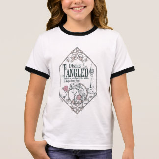 Rapunzel | Tangled - The Path to Your Destiny Ringer T-Shirt