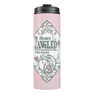Rapunzel | Tangled - The Path to Your Destiny Thermal Tumbler