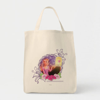Rapunzel - There's Magic in the World Tote Bag