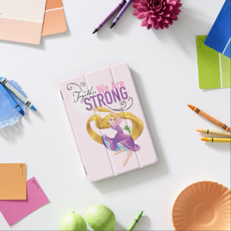 Rapunzel | Together We Are Strong iPad Mini Cover
