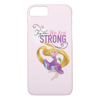 Rapunzel | Together We Are Strong iPhone 7 Case