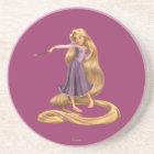 Rapunzel with Paintbrush 2 Coaster