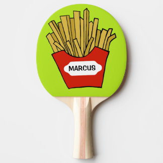 Raquette Tennis De Table Palette faite sur commande de ping-pong de pommes