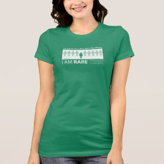 Rare Disease Day Bella+Canvas Jersey T-Shirt