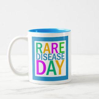 Rare Disease Day mug