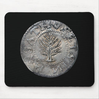 Rare Early American Coin Mouse Pad