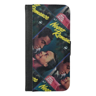 Rare Golden Age Romance Comic iPhone 6/6s Plus Wallet Case