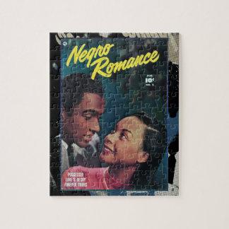 Rare Golden Age Romance Comic Puzzles