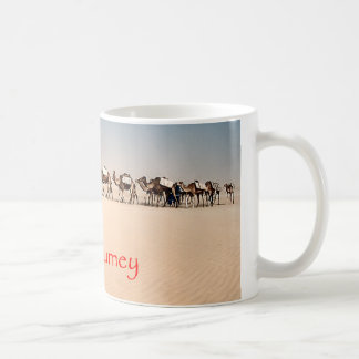 Rare Visa Journey Salt Caravan Mug
