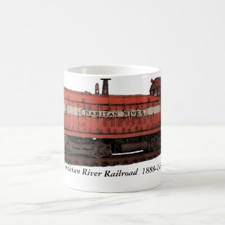 Raritan River Railroad Switcher Coffee Mug