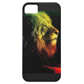 Ras Lion iPhone 5 Covers