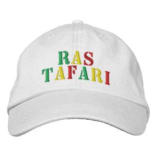 Ras Tafari Cap Embroidered Hat