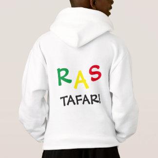RAS TAFARI CHILDRENS HOODIE