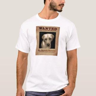 Rascally Retriever, aka Yellow Lab T-Shirt