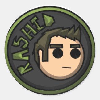 Rashid: The Sticker