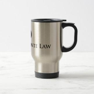Raspante Law travel mug