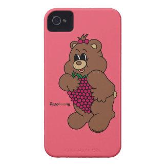 Raspbearry - Zaubaerland iPhone 4 Case