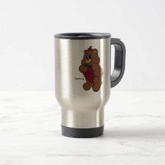 Raspbearry - Zaubaerland Travel Mug