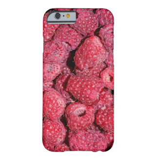 Raspberries Barely There iPhone 6 Case