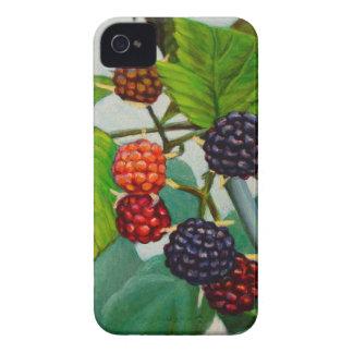Raspberries iPhone 4 Cover
